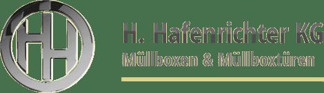 H. Hafenrichter KG - Logo